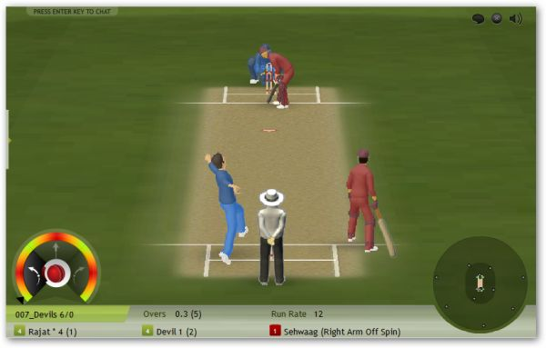 Howzat-Free-Cricket-Game