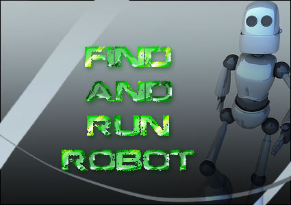 Find-And-Run-Robot