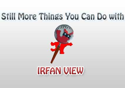 IrfanView-Features